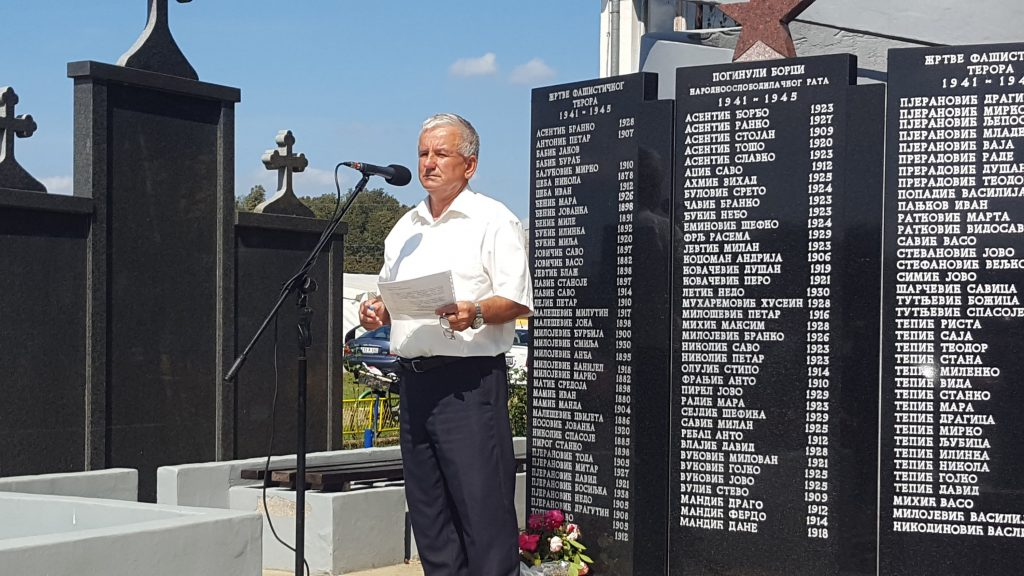 9. septembar -spomenik u Lugu