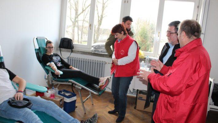 III akcija dobrovoljnog darivanja krvi 012