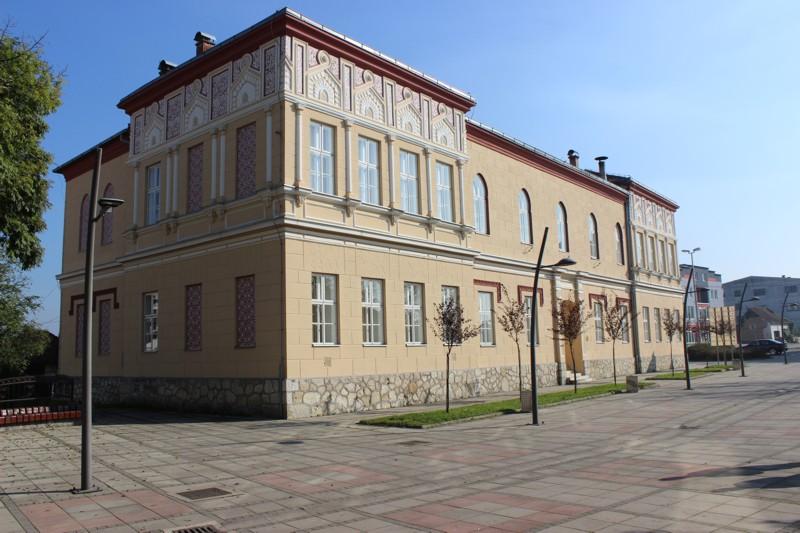 zgrada Narodne biblioteke