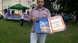 Derventa- SKK Vihor specijalno priznanje iz Ljubaljane- Simic