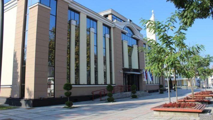 zgrada Skupštine opštine Derventa