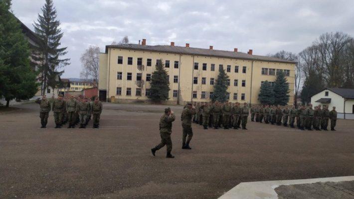 Postrojavanje-vojske