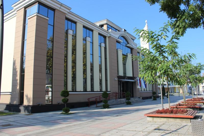 zgrada Skupštine opštine